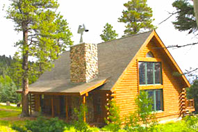 colorado springs cabin